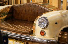meubels van auto onderdelen