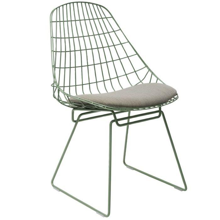 design stoel pastoe wire bij vtwonen