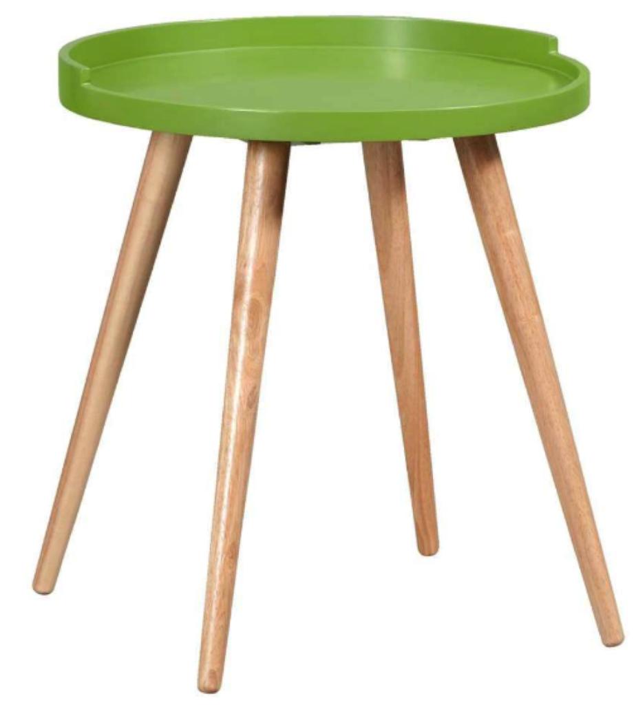 bijzettafel faaborg groen