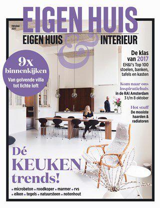 eigen huis en interieur magazine