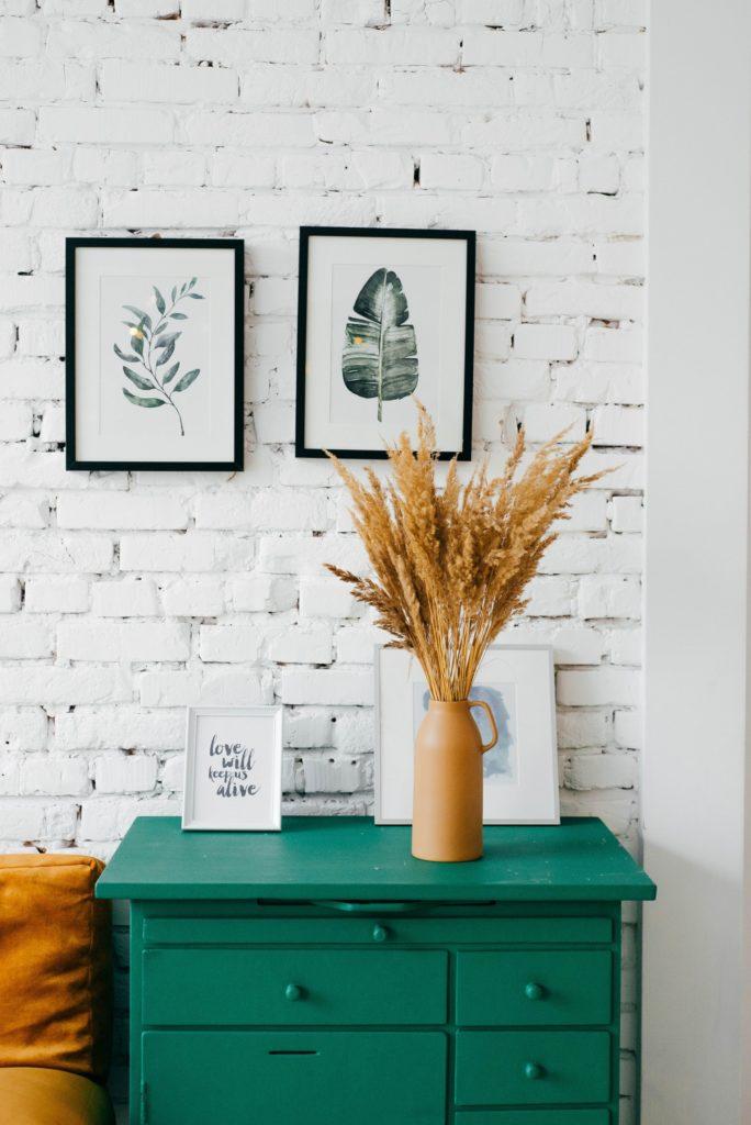 meubeltrends donkergroen in 2019