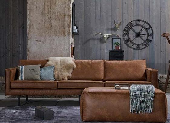Creëer een eigentijdse woonkamer met de rodeo bank meubelblog.nl