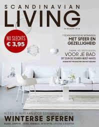 scandinavian living tijdschrift