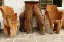 meubels natuurlijke uitstraling