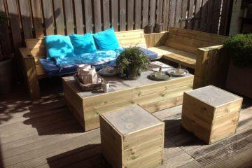 voordelen van steigerhouten meubels