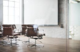 laatste design bureaustoelen trends