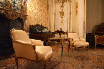 antieke stoel opknappen