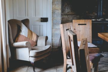steigerhouten stoel maken