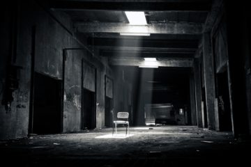 opknappen oude stoel