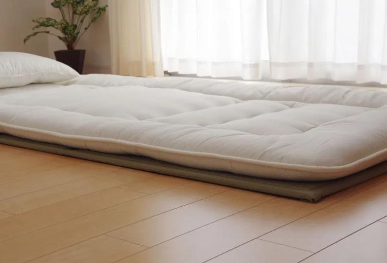 shikibutons futon bed japans