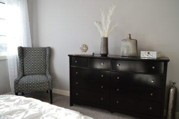 meubel voorzien van meubellak