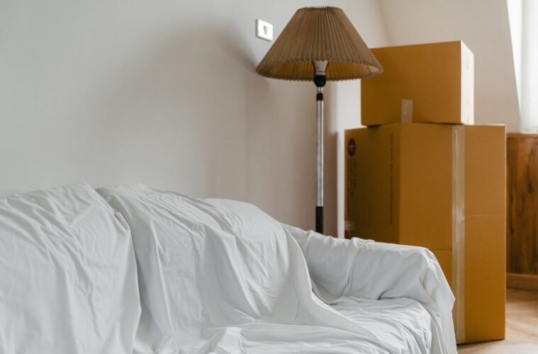 meubels om te verplaatsen